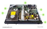 Samsung HT-C6930W parts