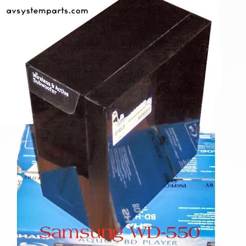 Samsung ps-we550