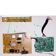 ASUS M236H-p Monitor Parts