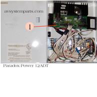Paradox 12ADT Power Box