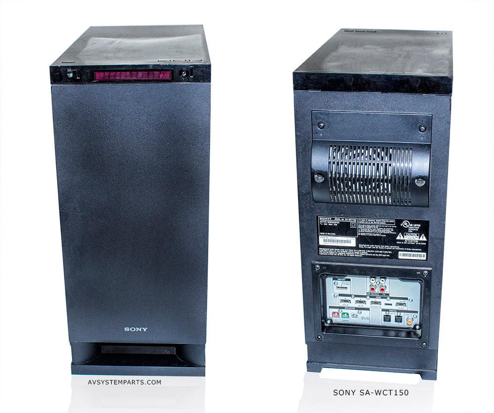 ACTIVE SUBWOOFER, FOR HT-CT150 Sound System