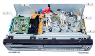 Philips DVD740VR Parts