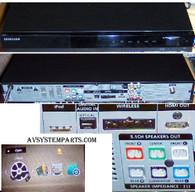 Samsung HT-D550/za 5.1Ch 1000w DVD Home Theater player