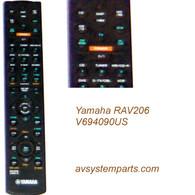 YAMAHA Remote Controle RAV206, V694090