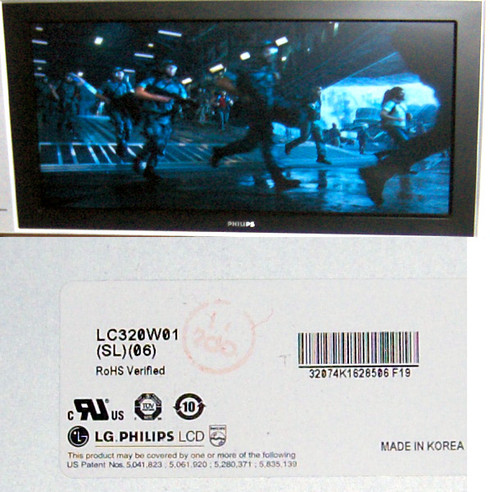 "Philips TV 32HF7544D/27 32"" LCD Screen"