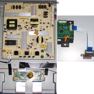 LED TV Vizio E60-C3 Parts:1p114a800-1011,1p-0147c00-2010,5e610d91,E600DLB030-007,
