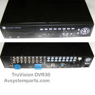 GE TruVision TVR-3008-2T DVR 30 8-Channel ,HD 2TB Digital Network Video Recorder