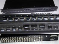 GVI GV-MUX16TC, 16 Channel Color  Triplex Multiplexer