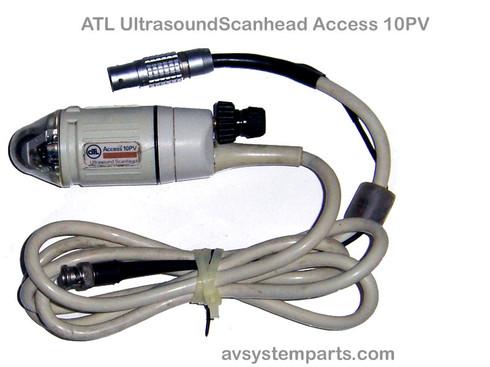 ATL Access 10PV medical Ultrasound Scanhead Probe Transducer