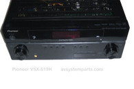 Pioneer VSX-819H 5.1 Ch. 550W Digital Audio-Video Multi Channel Receiver Only