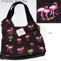 Flamingo Roomy Bag
