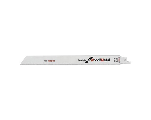 Bosch S1222VF Sabre Saw Blade Wood and Metal (2x)