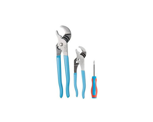 Channellock VJ-1S Tool Set 3pce