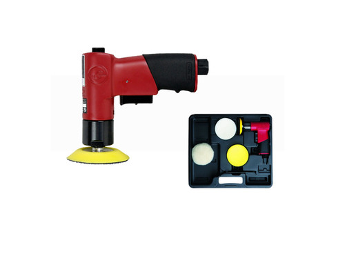 """Chicago Pneumatic CP7201P Angle Polisher Kit 75mm (3"""")"""