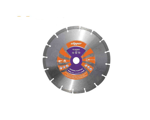 "Clipper UNI-23025 Classic Diamond Blade 230mm (9"")"