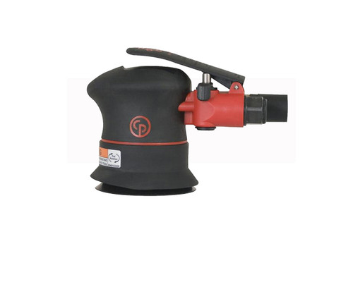 "Chicago Pneumatic CP7255E-3 Random Orbital 75mm (3"") Sander 5mm Orbit"