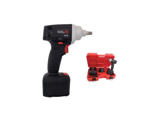 "Chicago Pneumatic CP8738 Impact Wrench 3/8"" 12v 130Nm (95ftlbs)"
