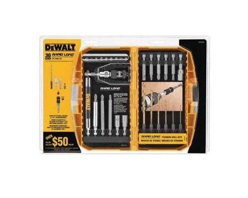 DeWALT DW2520F Rapid Load Quick Change Set 30pce