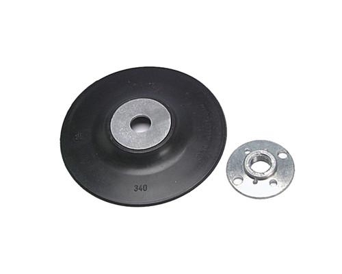 """Diamond Flex BP125 Polishing Backing Pad M14 125mm (5"""")"""