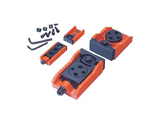 Dawn Carver 301150 Machine Vice T500 Low Profile