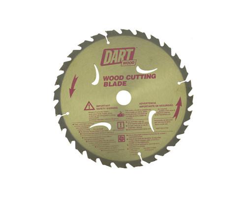 """Dart STK1802028 Wood Cutting 180mm (7"""") x 20mm x 28T"""