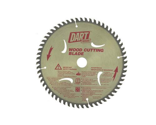 """Dart STK1802060 Wood Cutting 180mm (7"""") x 20mm x 60T"""