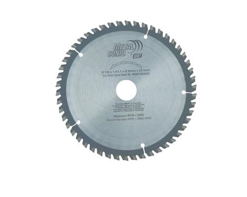 Dart MSB1362050 Metal Cutting 136mm x 20mm x 50T