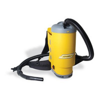 Johnny Vac JVT1 Commercial Backpack Vacuum