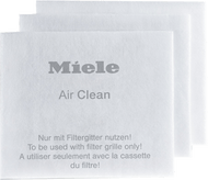 Miele Super Air Clean Filters  3pk