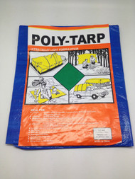 Lightweight Poly Tarp Multi Sizes Tarpaulin CAR Roof Building Cover Tent Canopy