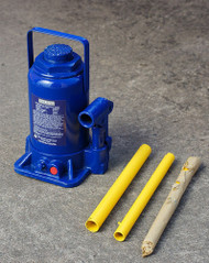Hydraulic Bottle Jack 12 TON Heavy Duty Jack NEW