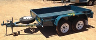 8 x 5 Tandem Axle Hire Trailer -