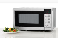 Heller 20L Electronic Stainless Steel Microwave