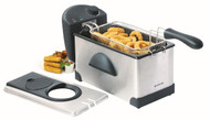 MAXIM 3.5L Deep Fryer Stainless Steel