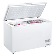 HELLER 380L Chest Freezer (with 3 Baskets) - Silver Liner