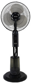 HELLER 40cm Misting Fan with Remote Control