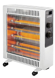 HELLER White Quartz Radiant Heater 2200W