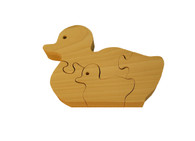 Duck w/Baby Puzzle