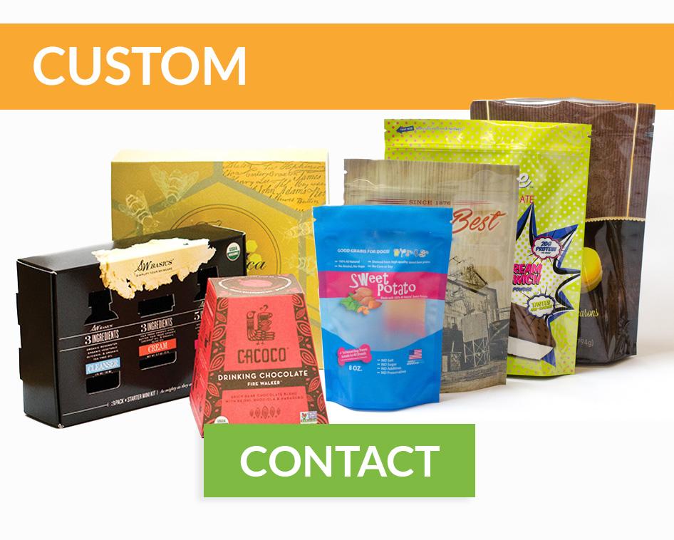 custom eco-friendly packaging