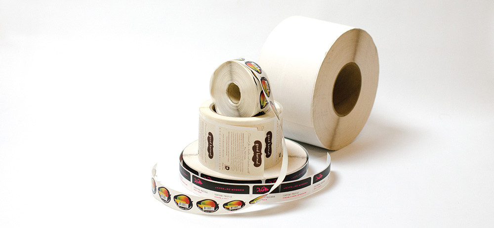 Custom Printed Compostable Labels