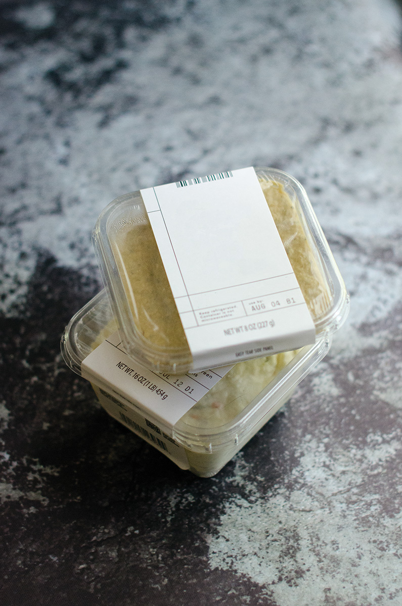 Compostable Custom Printed Labels