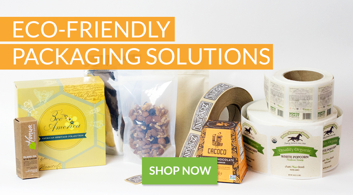 Sustainable ecofriendly packaging