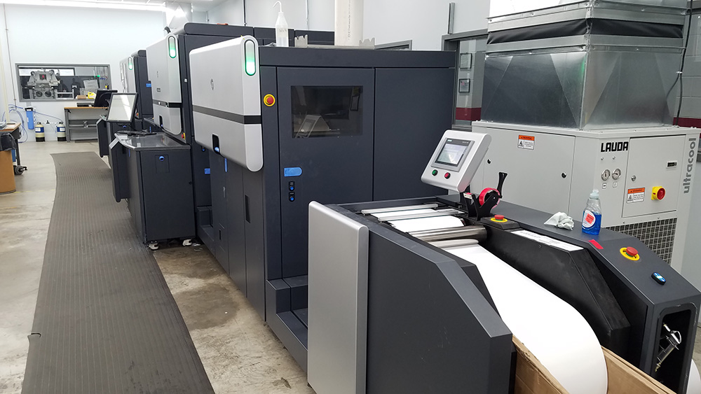 Green Printer of Custom Eco Friendly Labels