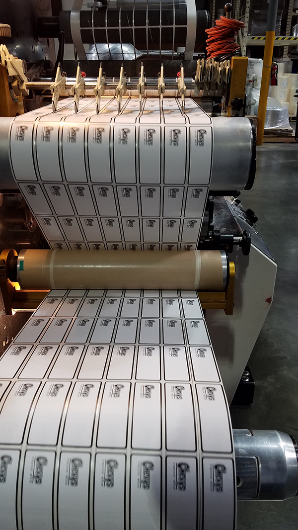 printing eco friendly custom labels