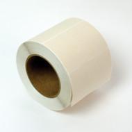 """4"""" x 2.5"""" Rectangle Labels, Compostable Sugarcane, 3"""" Core [700 Labels]"""