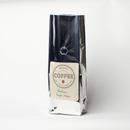 Compostable Coffee Bag with Sugarcane Label