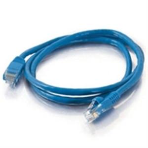 """""""Category 5e Patch Cord, Blue"""" (sign_C5E-114BU-14FB)"""