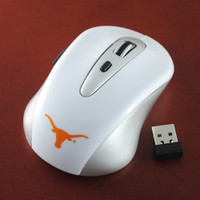 Texas Longhorns Wireless Mouse