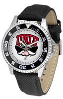 UNLV Runnin Rebels Competitor Leather Watch White Dial (Men's or Women's)