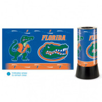 Florida Gators Rotating Team Lamp
